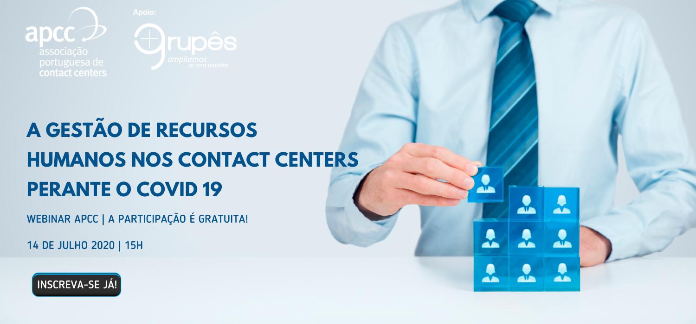 A Gestão de Recursos Humanos nos Contact Centers Perante o Covid 19